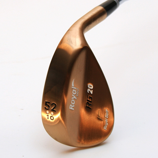 RG 20 - Single wedger i gruppen Royalgolf / Golfkøller / Herre høyre / Wedger hos Golfhandelen Ltd (5020r)