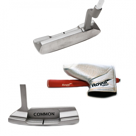 Common - Putter i gruppen Royalgolf / Golfkøller / Herre høyre / Putter hos Golfhandelen Ltd (6070r)