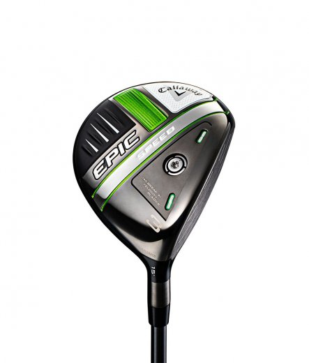 Callaway Epic Speed - Fairway wood - Venstre i gruppen Golfhandelen / Golfkøller / Fairwaywood hos Golfhandelen Ltd (Epic speed FW LH)