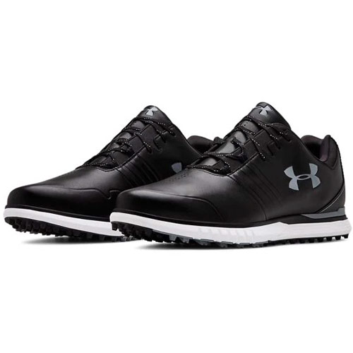 UNDER ARMOUR SHOWDOWN SL - SVART i gruppen Golfhandelen / Klær og sko / Golfsko /  hos Golfhandelen Ltd (UASHOWDOWN BLACK)