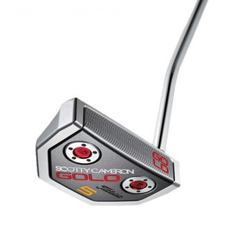 Scotty Cameron GoLo 5 Angled - Putter