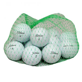 Titleist NXT Tour mix - mint kvalitet - 12 golfballer