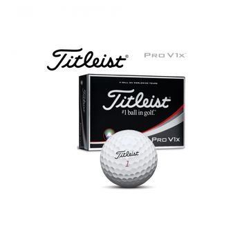 Titleist Prov1X 2017 - 4 for 3
