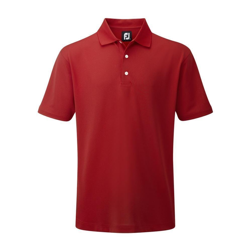 ed71d9473 Footjoy Stretch Pique Solid | Golfklær herre - Klær og sko - G