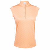 DAILY Lorin cap/s polo shirt - DAME